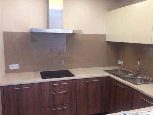 Panel szklany - kuchnia
